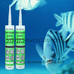 Top Grade Acetic Aquarium Glass Skylight Structural Silicone Sealant