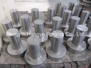 Hot Forged Stainless Steel Hubbed Flange of Material A182 F316L