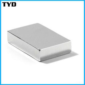 N52 Neodymium Strong Block Sintered NdFeB Permanent Magnet