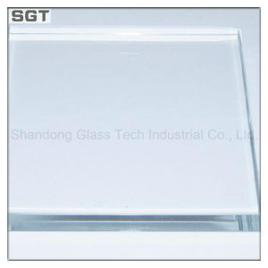 Low Iron/Super Clear Tempered Glass Ultra Clear Toughened Glass for Airport Glass pictures & photos