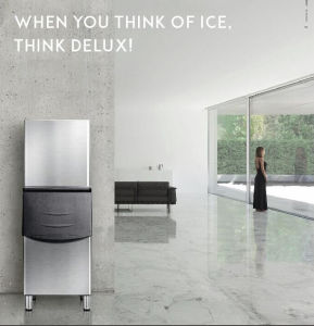 Ce/RoHS Certification Ice Maker 210kg /Day --Factory Directly! pictures & photos