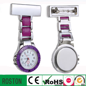 2016 Newest Mold Metal Nurse Watch