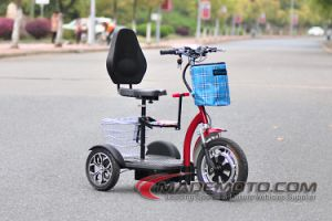 2016 New Ce Zappy Scooter 500W pictures & photos