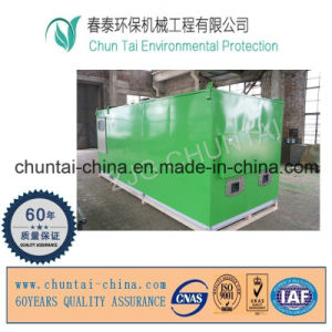 Food Biodegradable Waste Composter Machine