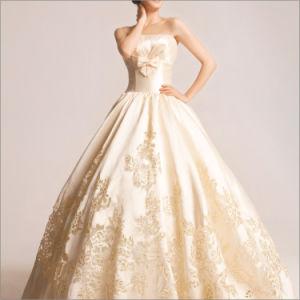 Wedding Dress Fabric.High Quality Polyester Stretch Dull Satin Wedding Dress Fabric