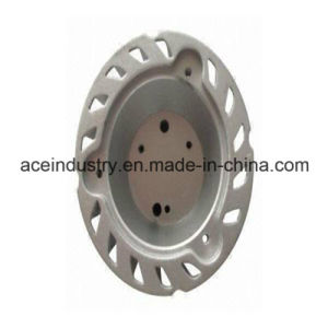 Custom Die Casting / Aluminum Alloy Housing with Plating Treatment pictures & photos