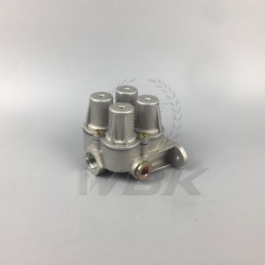 Multi Circuit Four Way Protection Valve OEM Ae4609 81521516095 81521516098 for Man Truck