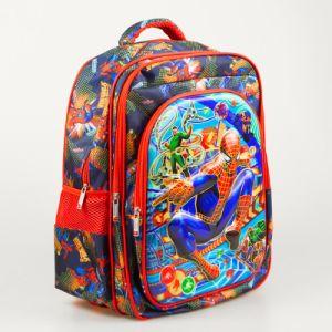 SCHOOL AND TRAVEL BAG KID BACKPACK SPIDERMAN