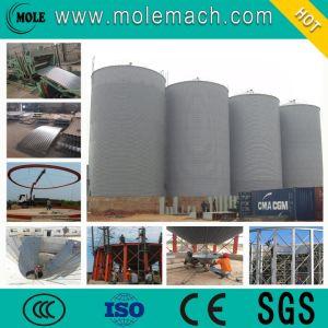 [Hot Item] Grain Silo Wheat Maize Silo Bin Galvanized Steel Silos with Ce