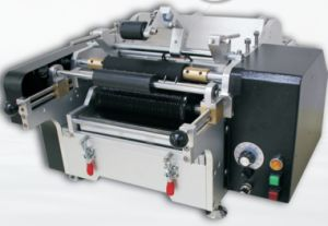 Wet Glue Labeling Machine by Manual