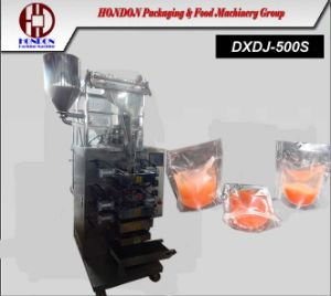 Automatic Stand-Pouch Packaging Machine (DXDY-500S) pictures & photos