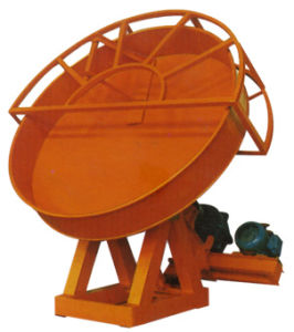 Pan Granulator