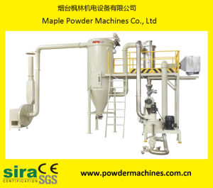 Low Noise Powder Coating Acm Grinding System/Grinding Mill