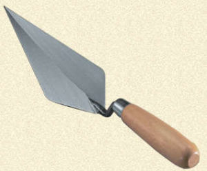 Bricklaying Trowel (#2-6)