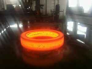 Big Size Forging Rings for Speed Gear Reducer 20crmnti 20crmnmo pictures & photos