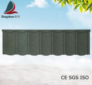 Dingzhen Galvalume Bond Corrugated Roofing Tile