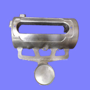 Customized Aluminum Die Casting for Mower Upper Cover pictures & photos