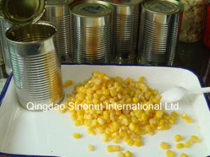184G/120g Canned Sweet Corn with Easy Open Lid pictures & photos