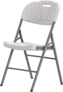 Outdoor Furniture General Use Plastic Foldable Chair (blow Mold, HDPE,  Camping, Dining