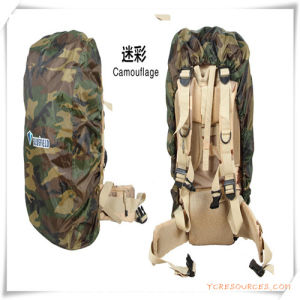 Oxford Camouflage Backpack Rain Cover for Promotion pictures & photos