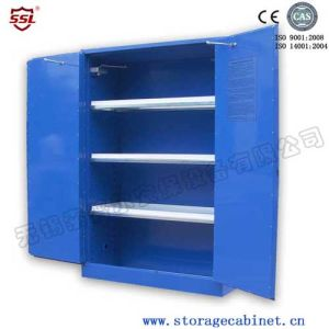 PP Plastics Corrosive Storage Cabinet, Polypropylene Acid Storage  Cabinets45 Gallon
