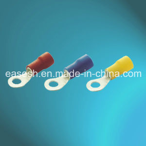 Chinese Manufacture Insulated Ring Crimp Terminals with UL pictures & photos