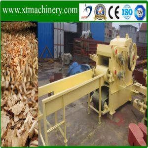 Easy Operation, Good Quality, CE Approved Tree Log Chipper Machine pictures & photos