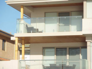 Australia Standard Swimming Pool Stainless Steel Frameless Glass Balustrade with AS/NZS2208 pictures & photos