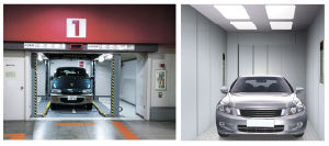 Lift Spare Parts for Car Elevator pictures & photos
