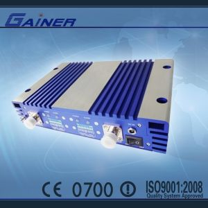 23dBm GSM+WCDMA Dual Band Signal Repeater / Power Amplifier