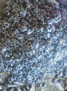 DIN 741 Galvanized Malleable Wire Rope Clips pictures & photos