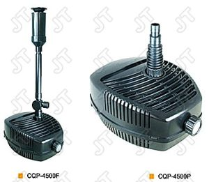 Pond Submersible Pump (CQP-4500) with CE Approved pictures & photos