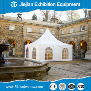 3X3m 4X4m 5X5m 6X6m 8X8m 10X10m Pagoda Tent with Floors pictures & photos