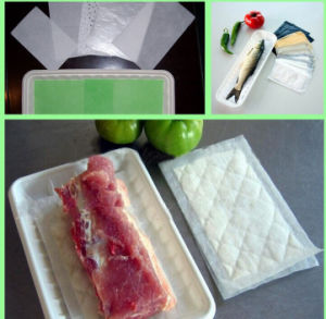 China Suppliers White Cheap Polystyrene Meat Packaging Trays with Absorbent Pads pictures & photos