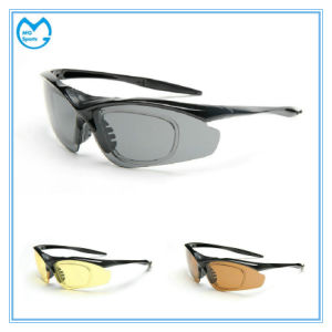 PC Anti Ultraviolet Tr 90 Cycling Glasses with Reading Lenses