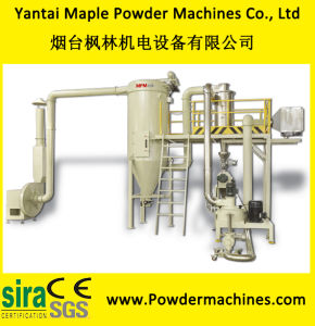 Concentrated, Stable, Adjustable Particle Size Distribution Powder Coating Acm Series Micro-Grinding System