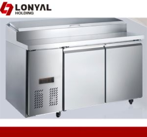 Pizza Freezer, Freezer for Western Restaurant (LY-PS18L2)