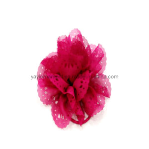 a Series of Yellow &Rose Day Hair Clip (YY-03-002)