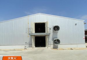 Anti-Corrosion Galvanized Steel Poultry House/Chicken House pictures & photos