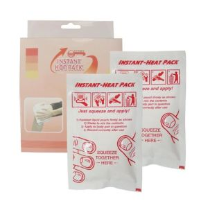 Mini Disposable Instant Heat Pack pictures & photos