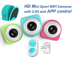 Mini HD Action Camera WiFi and Wide Angle Lens Video Recorder
