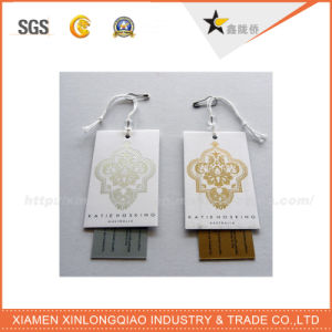 Environment Friendly Factory Price OEM Kraft Hang Tag pictures & photos