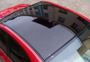Gloss Black Vinyl Roof Wrap Installation Cost