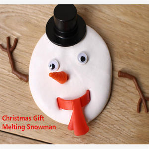 Snower Christmas Gift Magic Magnetic Silicon Putty