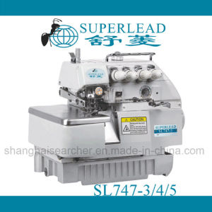 Superlead Brand Pegasus Style High Speed Overlock Sewing Machinery