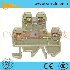 Double Layer Mutual Link Terminal Blocks (STK-4/2-2L/STK-4/2-2) pictures & photos