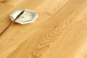 15 18mm Maple Multi-Layer Parquet Engineered Flooring pictures & photos