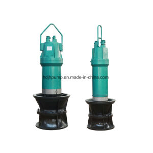 Submersible Propeller Pump by Axial Flow