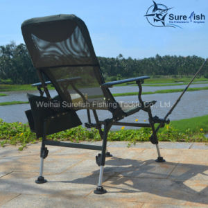 Camo Color Legs Foldable Outdoor Carp Fishing Chair pictures & photos