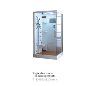 Good Quality Shower Enclosure (DSJ115R) pictures & photos